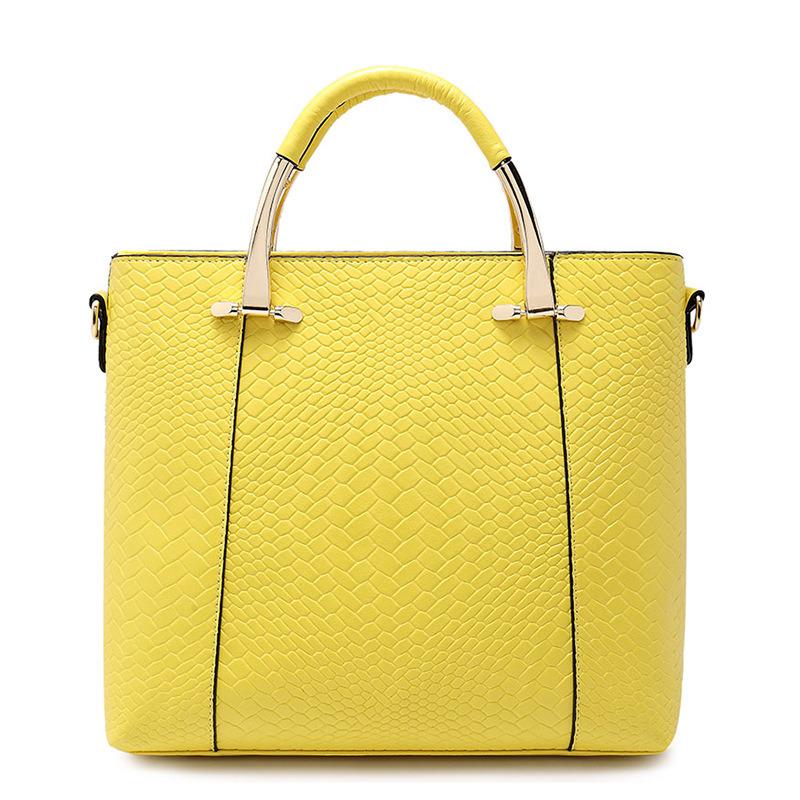 Women PU Leather Ladies Designer Promotion Shoulder Hand Bags (XP1178)
