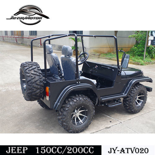 Made in China Factory Selling Cheaper Racing Go Kart (JY-ATV020)