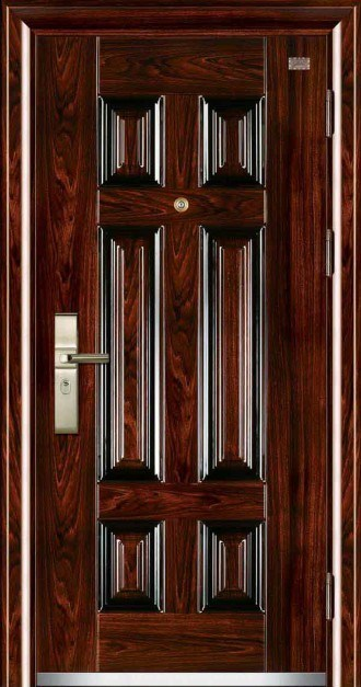 Classic Steel Door Design Model