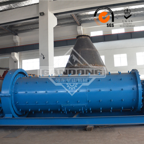 Ball Mill for Benefication Process
