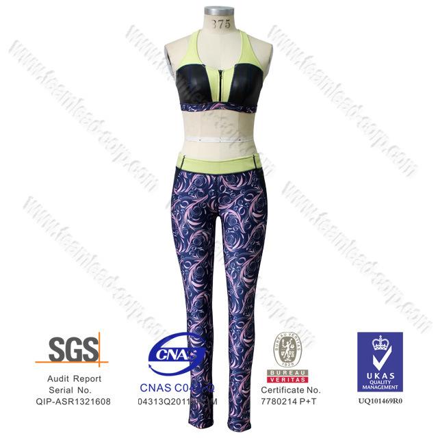 Neoprene Sportswear Set Swimwear