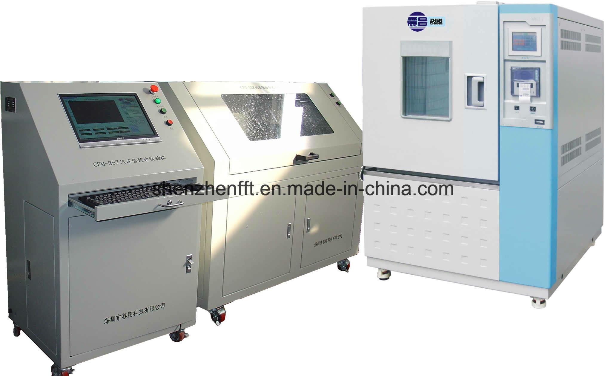 High and Low Temperature Burst Test Machine