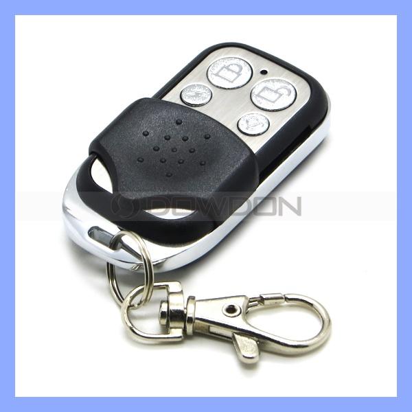 Universal Keychain Wireless Remote Metal Duplicator Universal Remote Control