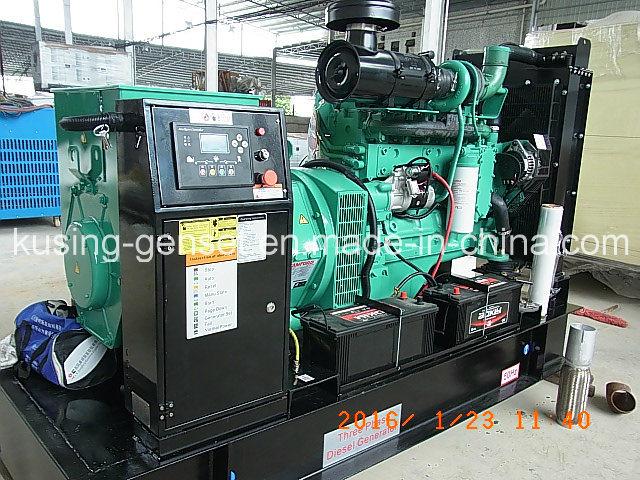 30kVA-2250kVA Diesel Cummins Power Open Generator