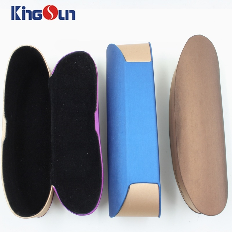 Glasses Case Fashion Box Hand Made Case Women Men Spectacles Cases New Design