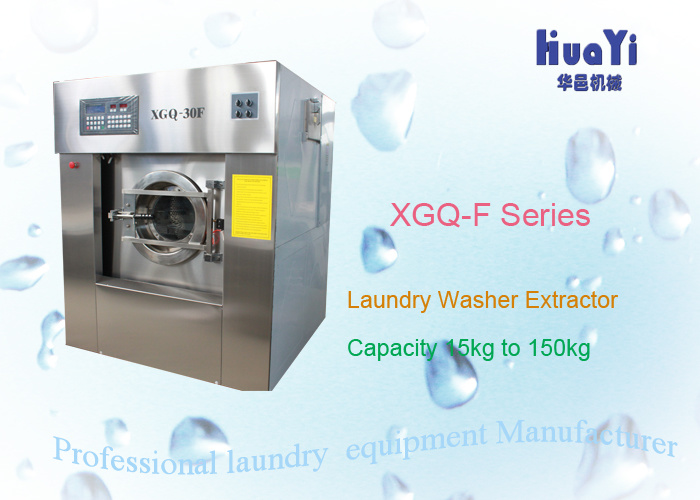 Fully Stainless Steel Industrial Washing Machine for Hotel Hospital Laundry Machine
