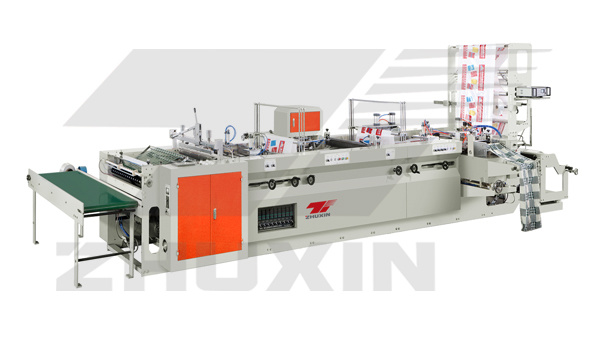 Automatic Soft Loop Handle Bag Making Machine (CY-800ZD)