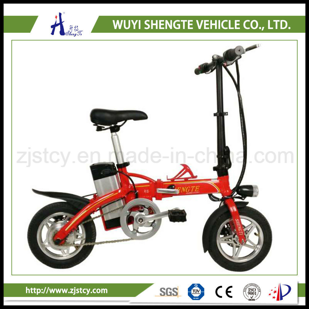 Ce Electric Small Folding Ebike Electric Bike / Bicycle