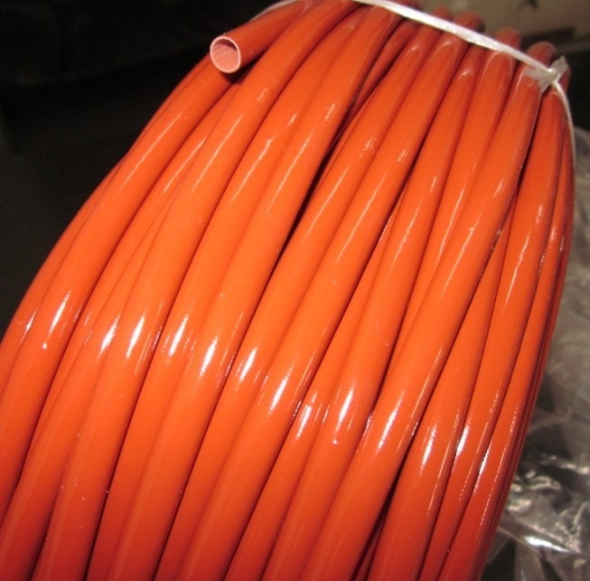 Silicone Rubber Fiberglass Coated Sleeving