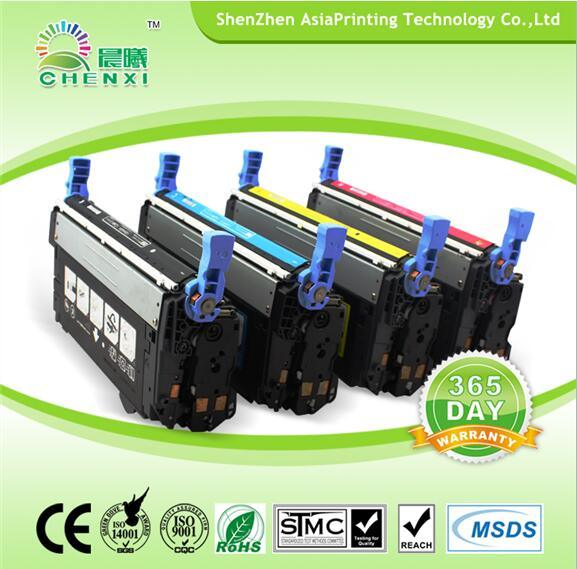 Remanufactured Toner Cartridges Q5950A Q5951A Q5952A Q5953A Toner Cartridge for HP