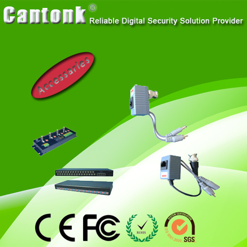 Security Camera Accessory: UTP Video Balun
