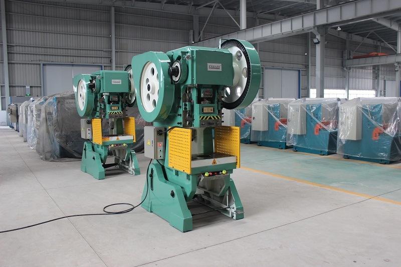 J23 Series Open Tilting Type Punching Machine