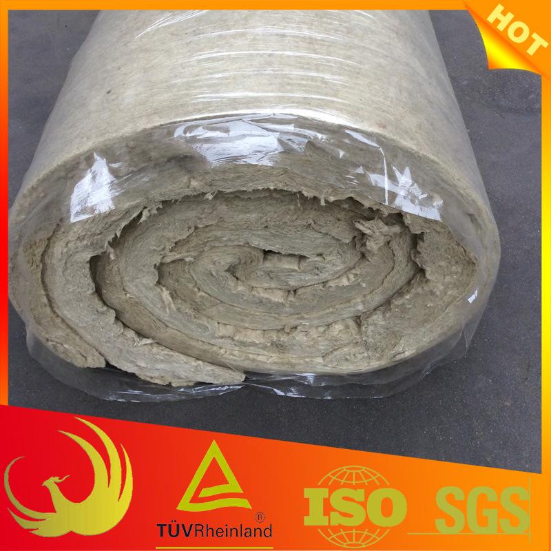 Fireproof Insulation Material Rock Wool Blanket
