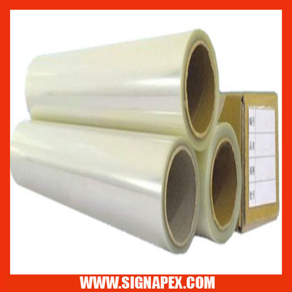 Inkjet Media Cold Lamination Film (SCLF06120G)