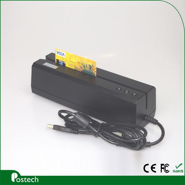 Track 1/2/3 Magnetic Card Reader/Writer Msr606 (MSR606)