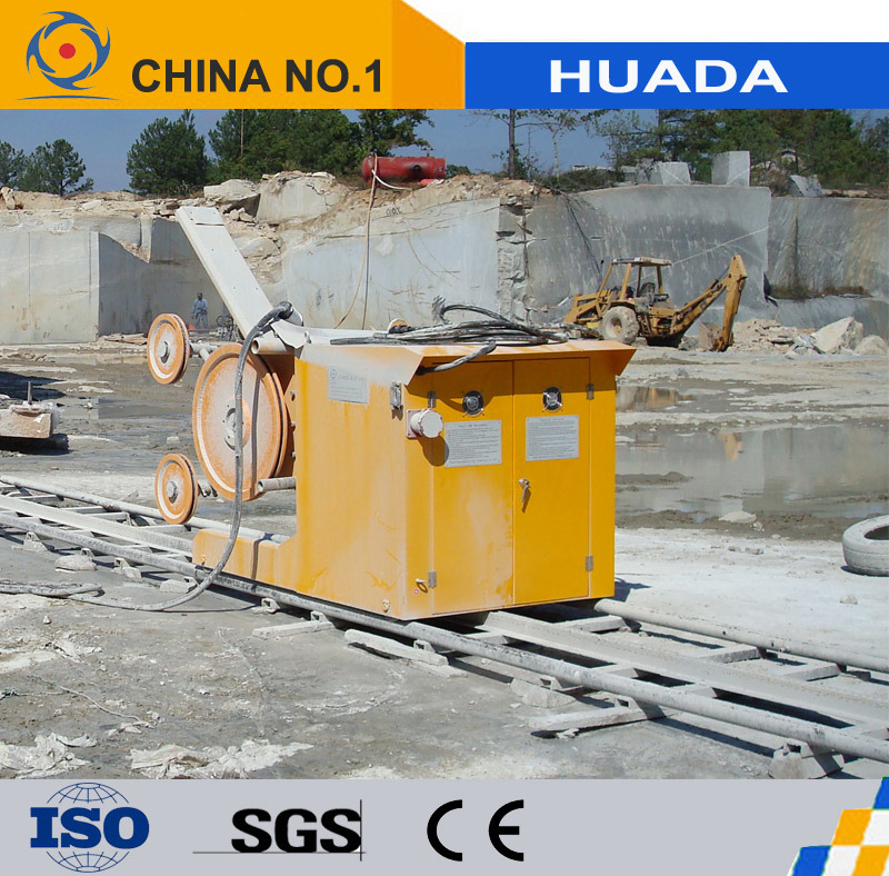 Concrete Cutting Wire Saw Machine