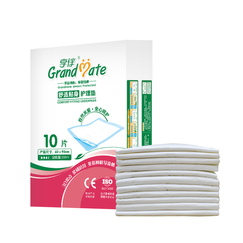 Disposable High-Quality Medical Under-Pads Nursing Pad