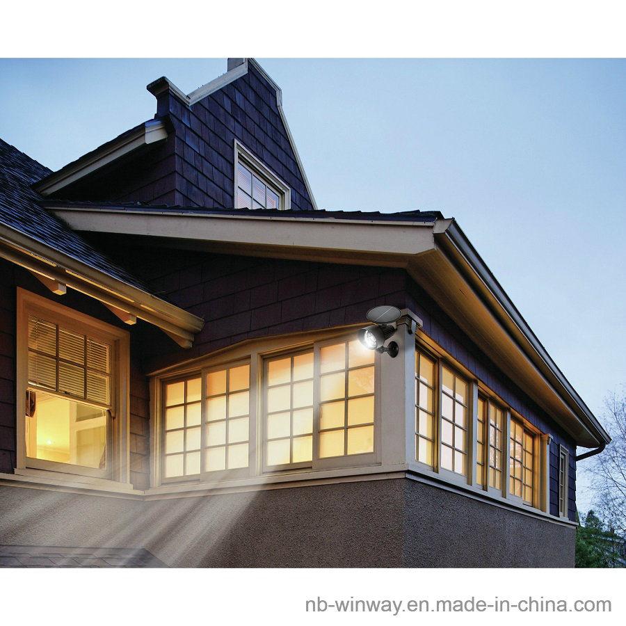 12LED Solar Motion Wall Spotlights