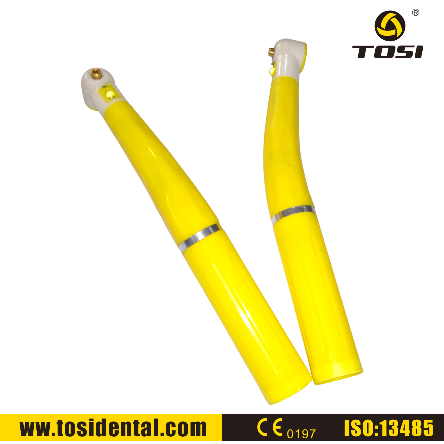 Tosi E-Generator Integrated LED Disposable Dental Handpiece