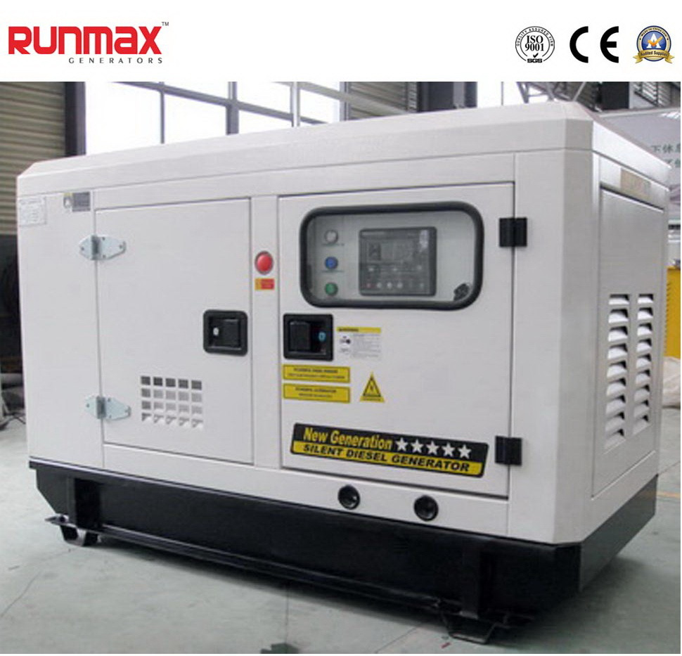 24kw/30kVA EPA Approved Perkins Power Electric Diesel Generator Set/Generating Set/Genset (RM24P1)