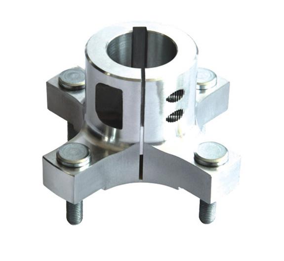 Special Design Aluminum ATV Rear Aluminum Pings Wheel Hub
