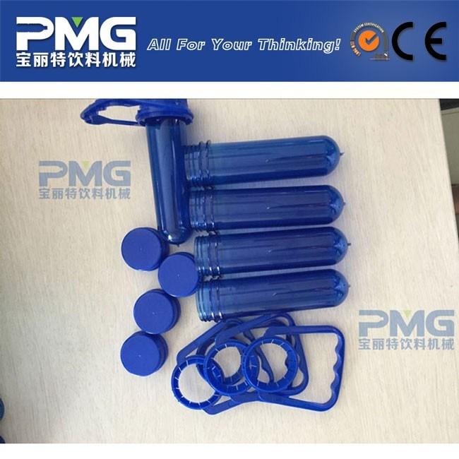 5L 46mm Neck 75g Plastic Preform Pet Bottle Preform