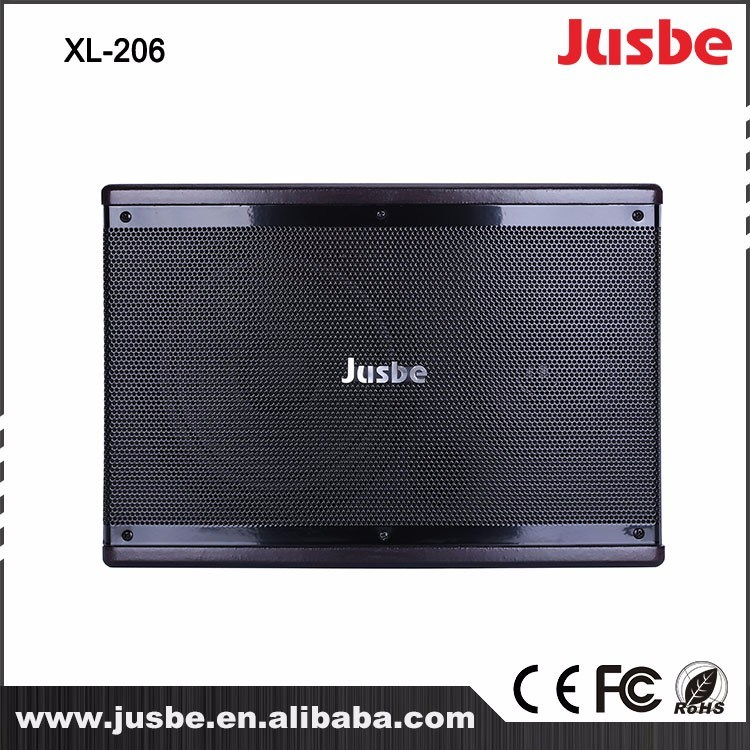 XL-206 Promotional Price 65W 120dB Passive Mini Speaker