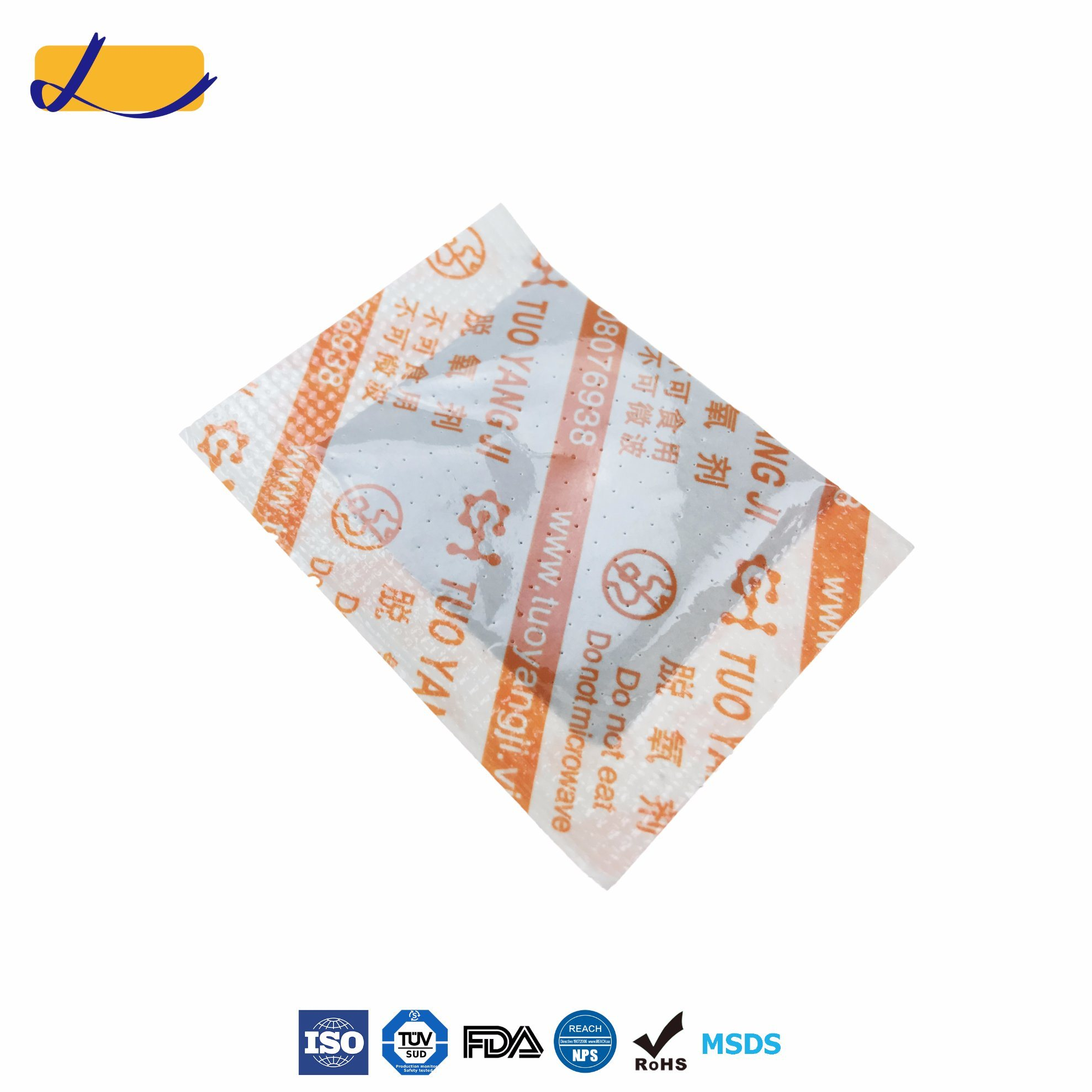 100cc Packets Oxygen Absorbers for Food Stored