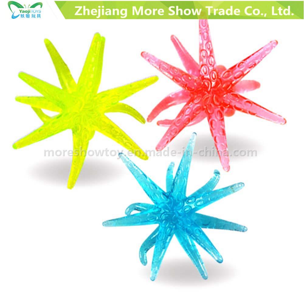 New Novelty TPR Sticky Sea Animal Toys Kids Party Favors