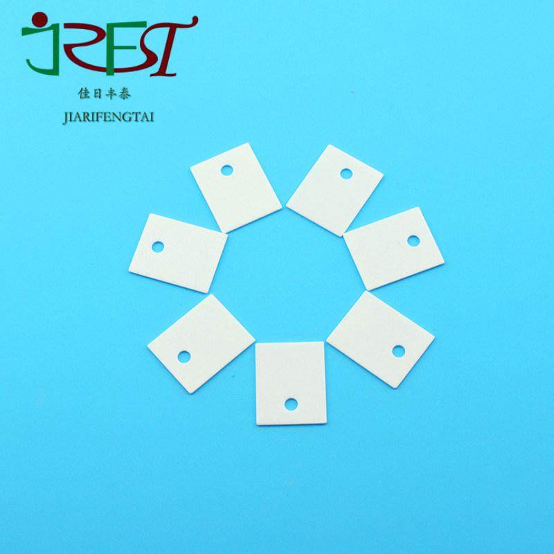 96% Alumina Industrial Al2O3 Alumina Ceramic with Heat Resistant