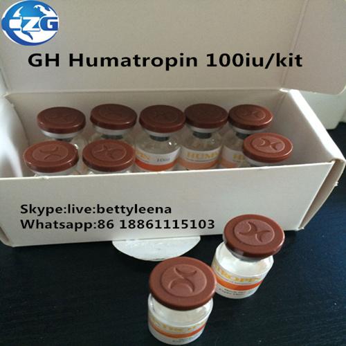 H-G H Hormone Steroids 191AA K-Ig Jin-Tropin Gh 10iu