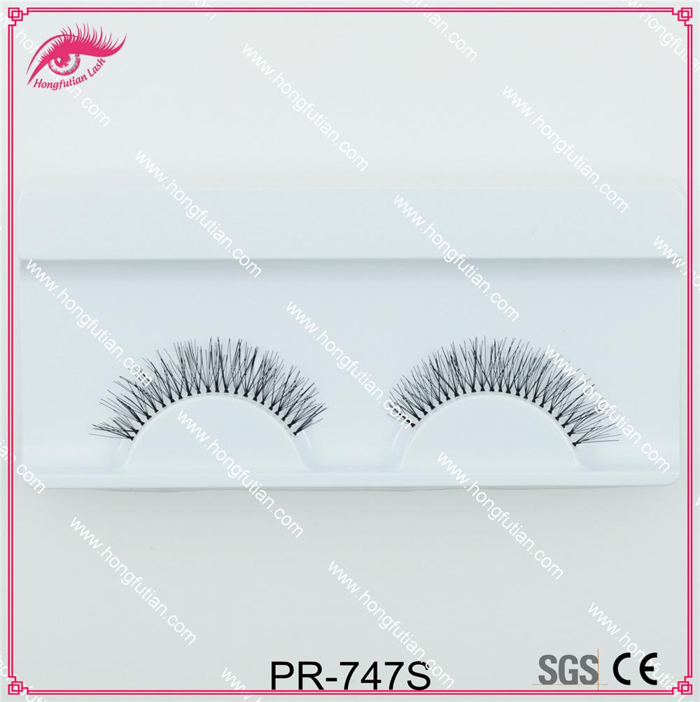 Handmade Human Hair Eyelashes Private Label Lashes