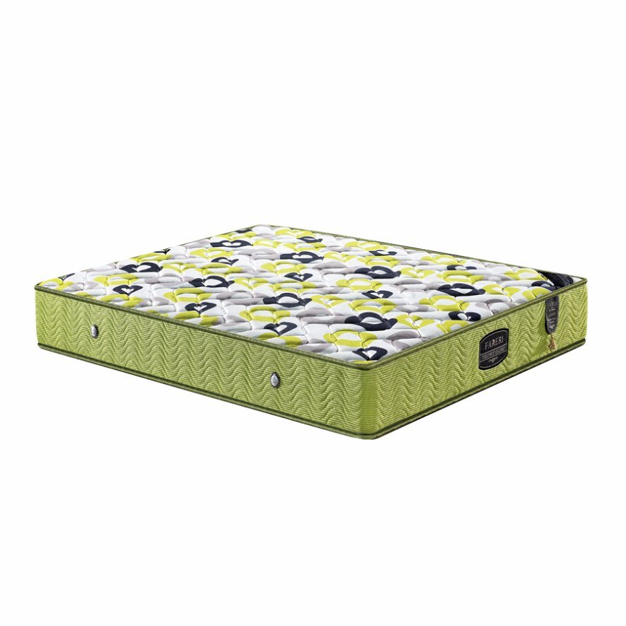 American Style 3D Breathable Fabric Coconut Palm Mattress