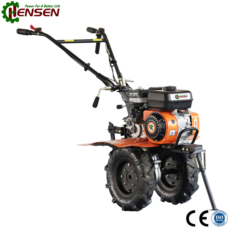 Small Gasoline Cultivator for Garden Use