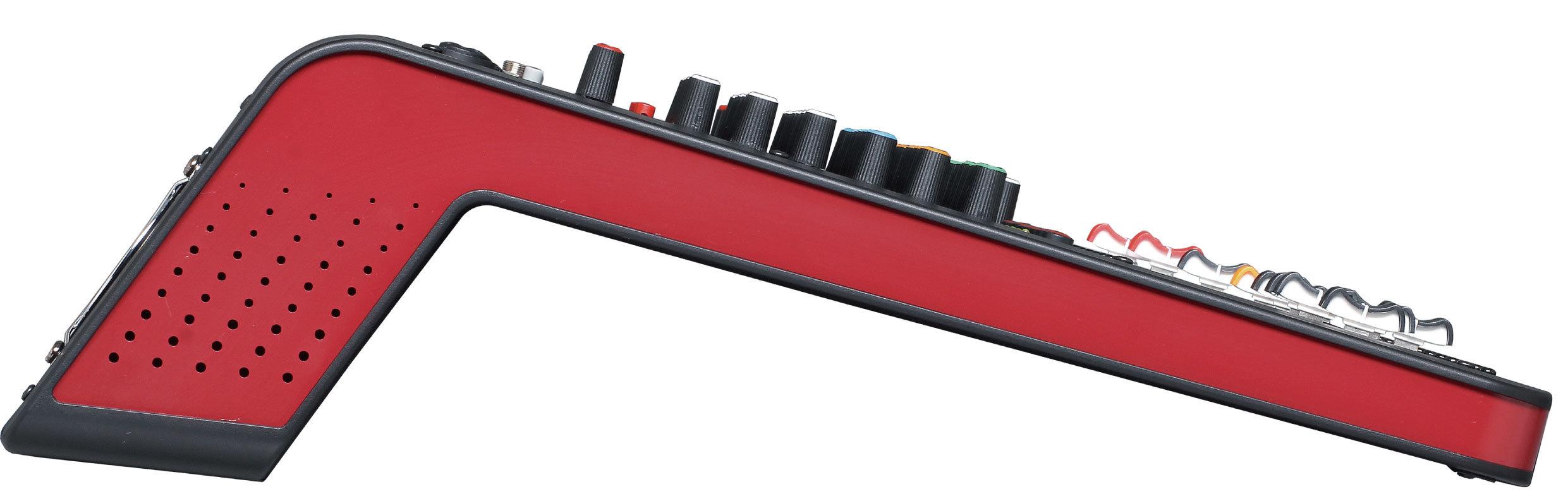 Special New Design Mixer Js Series Professional Amplifier