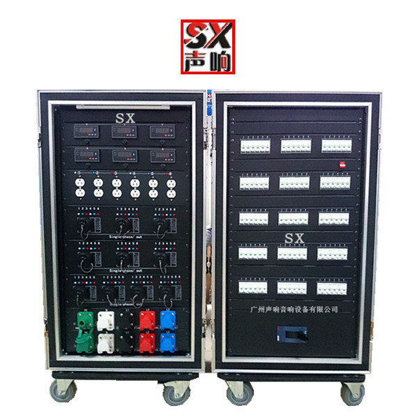 Socapex Power Supply Distro Controller Box for Us Market