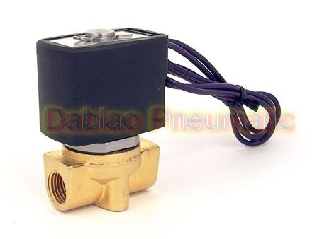 Vx Series Two-Position Two-Way Solenoid Valve