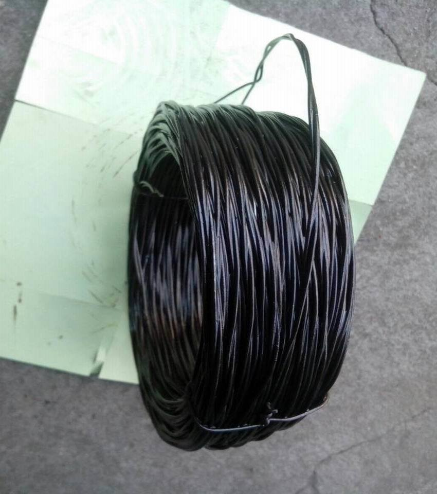 Black Annealed Twisted Wire for Israel