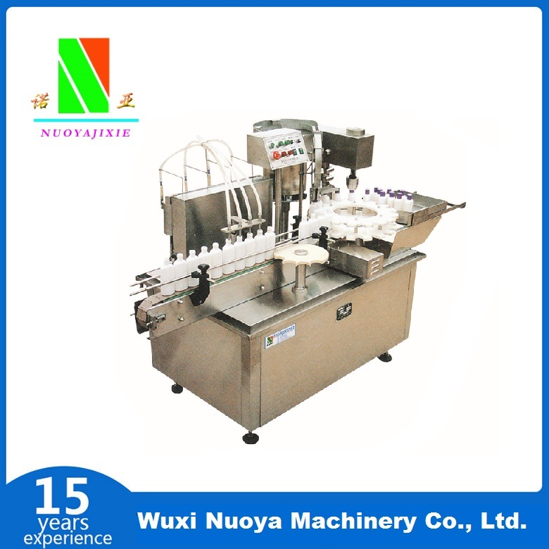 Ygx-250t Liquid Sealing and Filling Machine
