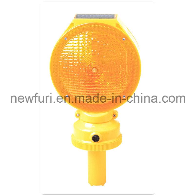 Traffic Blinker Solar Barricade Light LED Warning Light