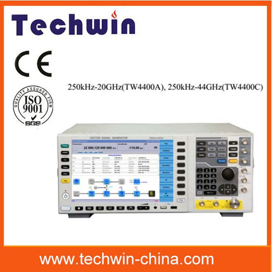 Microwave Measurement Signal Source Equal to Tektronix Vector Signal Generator