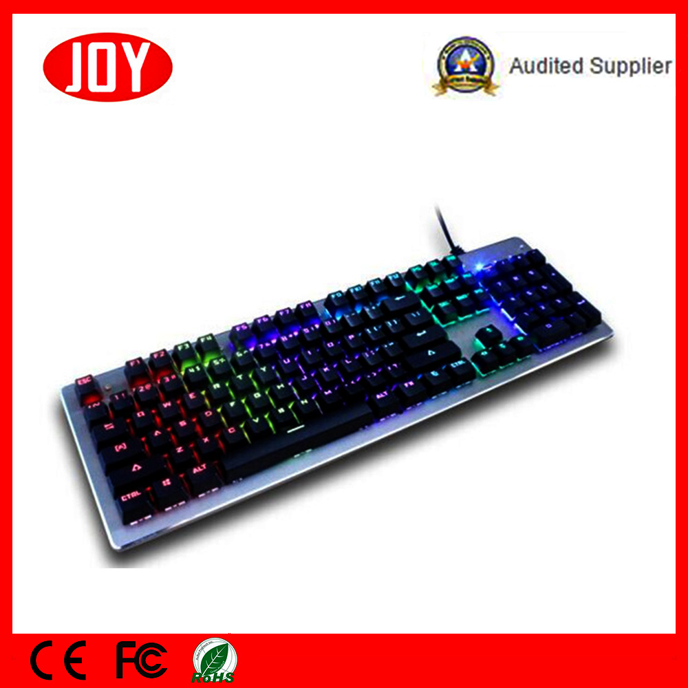 Computer Accessories Wired Mechanical Keyboard Ergonomic for Gamer Computer