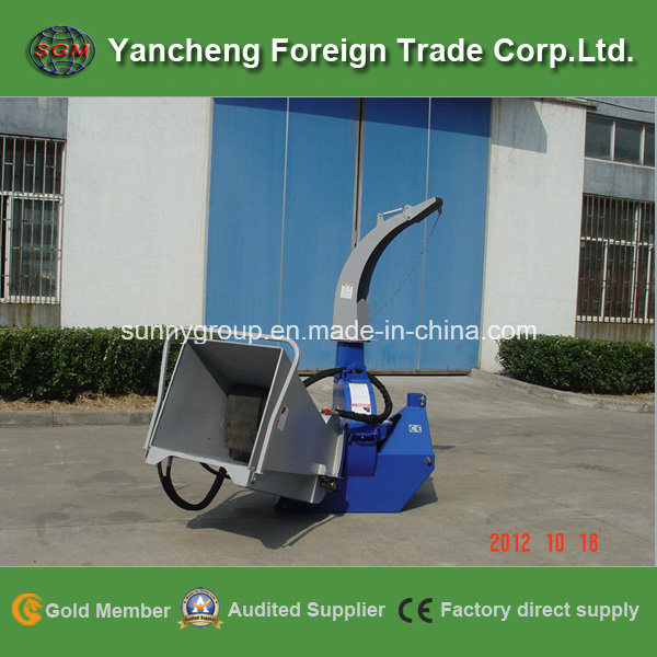 High-Quality Wood Chipper with Hydraulic Feeding System