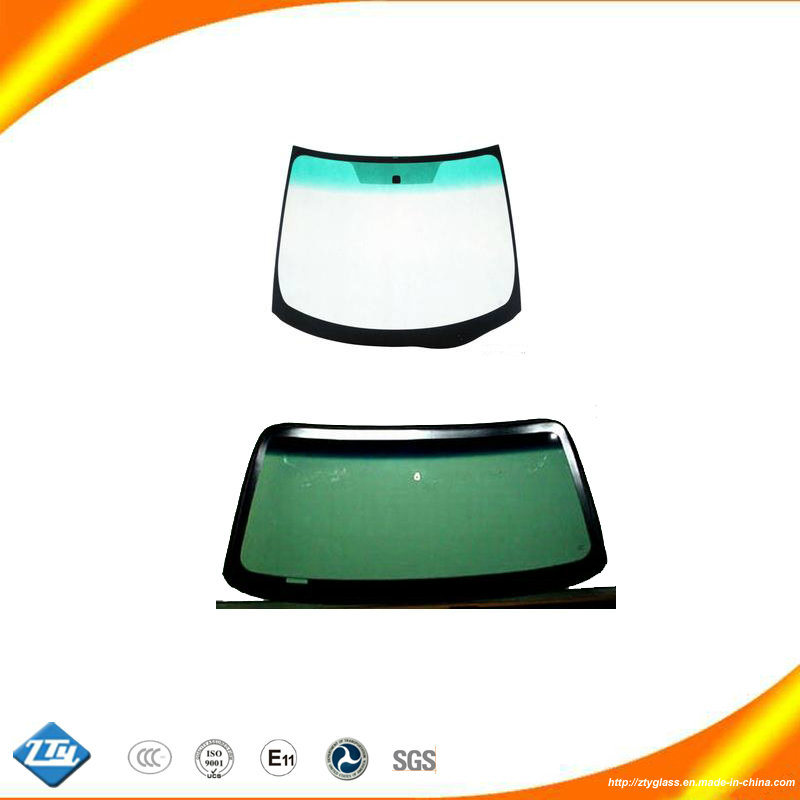Laminated Front Windscreen Auto Glass for Isuzu