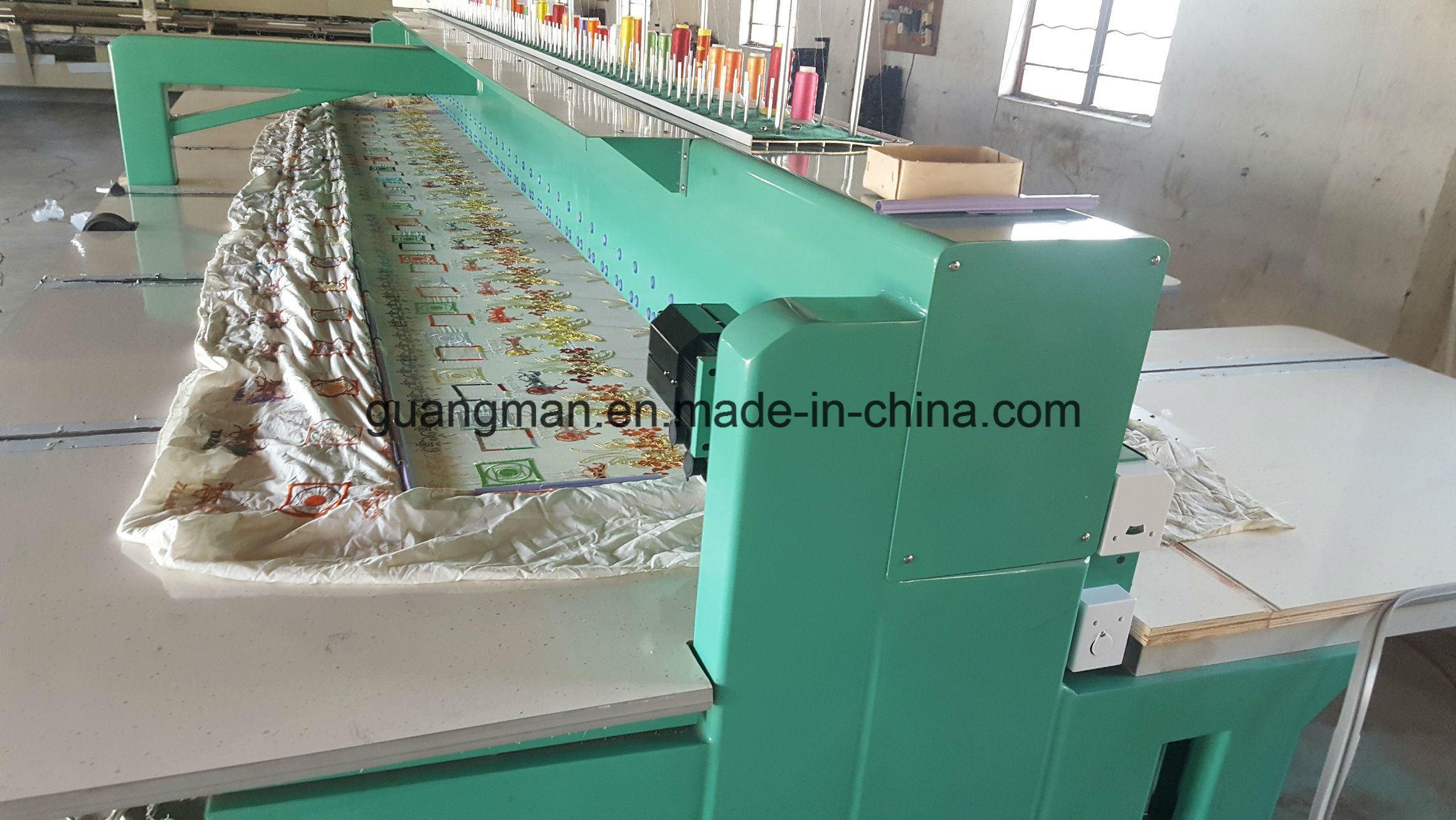 Hye-FL 636/125*550*1300 Flat Embroidery Machine