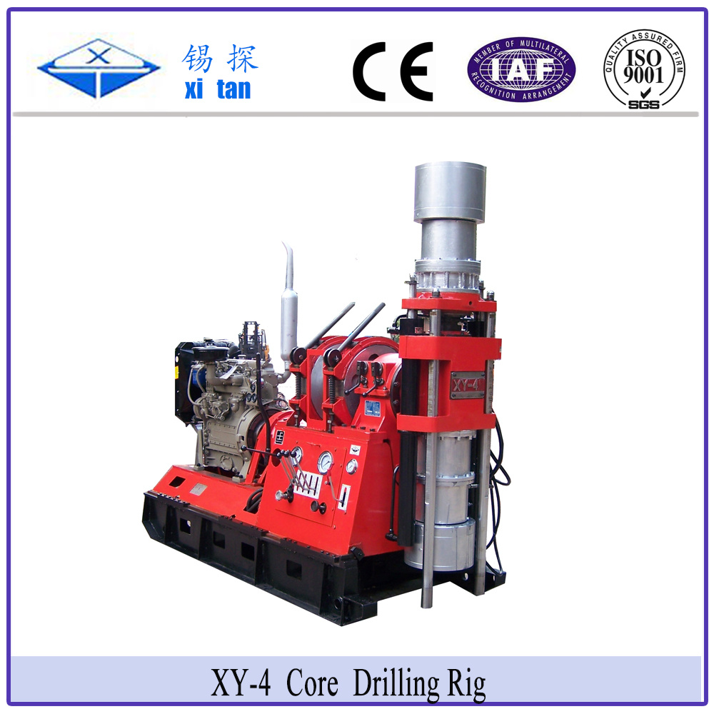 Xitan Xy-4 Core Exploration Drilling Machine (Water Well Drilling Rig)