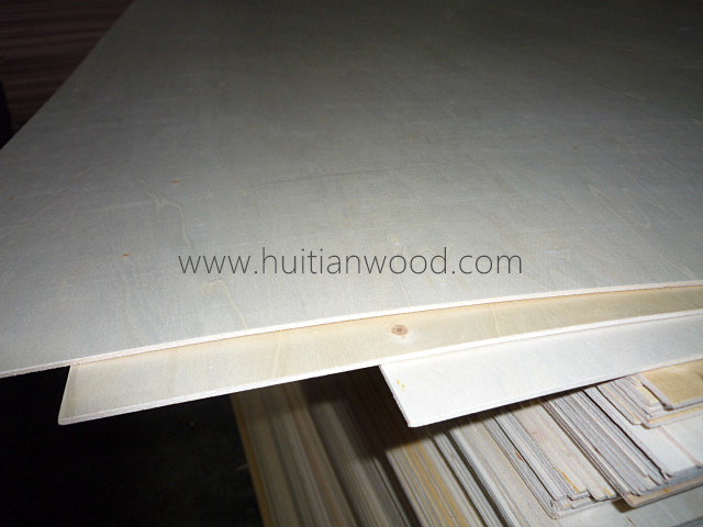 AAA Grade 100% Poplar Fancy Plywood for Decoration