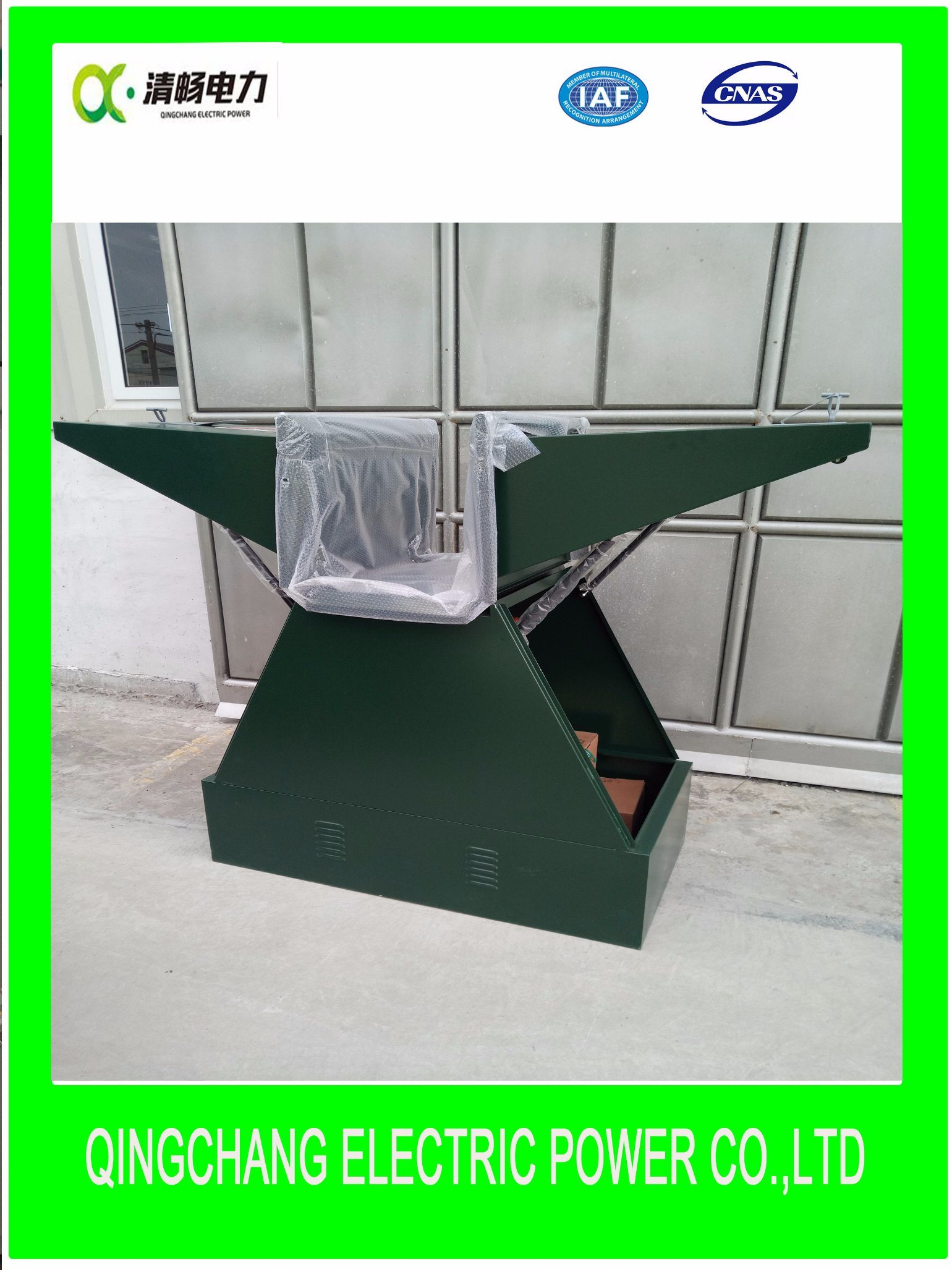 Outdoor Cable Branch Box (outdoor ring main unit, cable junction box)
