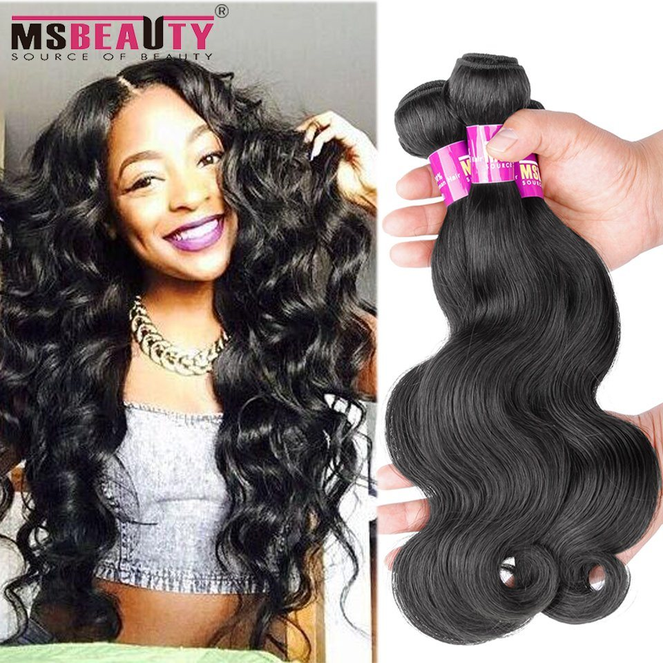 Unprocessed 100% Brazilian Hair Real Human Virgin Hair