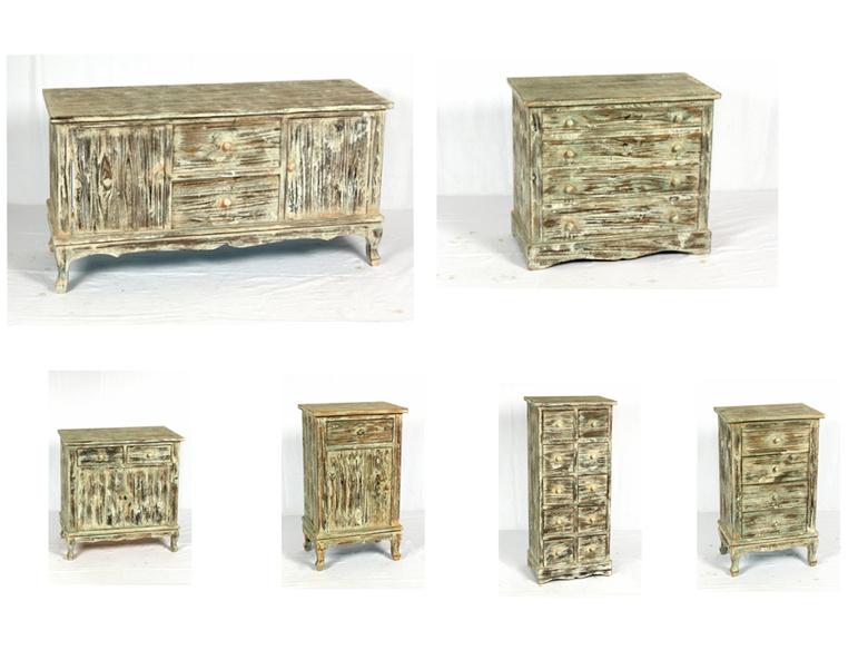 Antique Design House Home Furniture Wood Cabinet